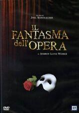 Dvd IL FANTASMA DELL'OPERA - (2004) *** Contenuti Extra ***......NUOVO