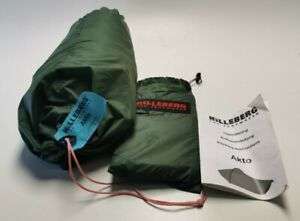 Hilleberg Akto light-weight 4 Season Tent with Footprint