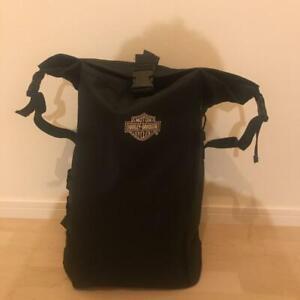 Harley Davidson VIP Novelty Ruck sack Backpack Black Motorcycle Accessories