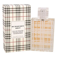 Burberry Brit 1.66 oz EDT Spray Ladies Fragrance