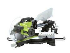 Ryobi 15-Amp Motor  10 in. Sliding Miter Saw with Adjustable Exactline Laser NEW