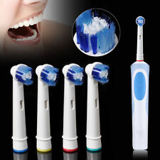 New 12 Pcs Replacement Toothbrush Electric Brush Heads For Oral B Vitality Braun