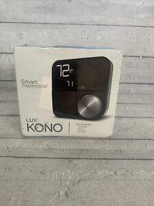 LUX Kono Smart Home Wi-Fi Thermostat / Energy Savings / Removable Interface