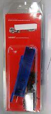 Herpa 012799  Herpa MiniKit: MAN F8 Koffer-Sattelzug rot/blau