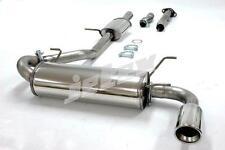 Jetex Mazda MX5 NB 1.6 1.8 1998-2005 Stainless Steel Exhaust Half System