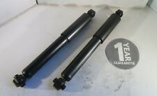 2 x Fiat Panda Rear Shock Absorbers Dampers PAIR 2003 Onwards