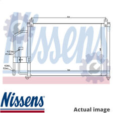 NEW A/C AIR CONDENSER RADIATOR NEW OE REPLACEMENT FOR ZAZ DAEWOO CHANCE ME307