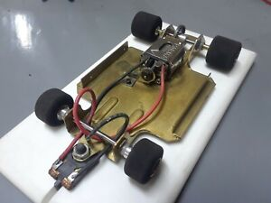 1/24 parma hardbody FCR 4''chassis.16d tested on track runs good. fast. see pics