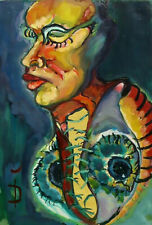 DANIELA ISACHE The Blind Woman by Galerie Artforyou