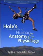 Hole's Essentials of Human Anatomy And Physiology by David Shier