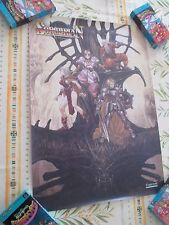 >> SORCERIAN ORIGINAL PC JAPAN MSX FALCOM RPG B2 SIZE OFFICIAL POSTER! <<