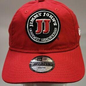 Kevin Harvick #4 Youth Jimmy Johns New Era Adjustable Nascar Hat