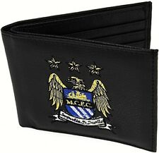 EMBROIDERED CREST LEATHER FOOTBALL CLUB SPORTS TEAM MONEY WALLET COIN PURSE LFC