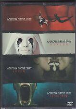DVD AMERICAN HORROR STORY  1 A 4 TEMPORADAS                           PRECINTADO