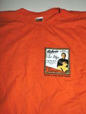 CHET ATKINS t shirt Gibson guitar strings vintage 90's XL RARE