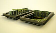 4 Memory Tray fits 40 PC or 80 Laptop Notebook DDR DDR2 DDR3 RAM  Modules  - New