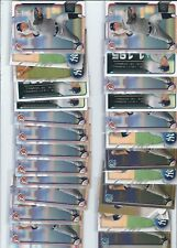 LOT OF 25 JAMES KAPRIELIAN  ROOKIE CARDS NEW YORK YANKEES BOWMAN DRAFT DIVIDENDS
