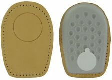 Heel Spur Cushion Pads - Leather Men`s & Ladies
