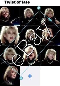 Olivia Newton-John 10 x Twist Of Fate photos 1984  Two of a Kind John Travolta