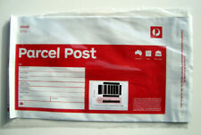 Australia Post Prepaid Parcel Post Satchels - 500g - 10 Pack (10 x Red Small).