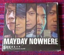 Mayday ( 五月天 ) ~ Mayday, Nowhere ( Malaysia Press ) Cd