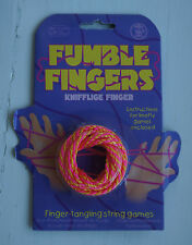 Tobar - Fumble Fingers - String Game