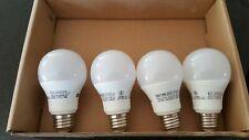 ECOSMART A19 Non-Dimmable LED Light Bulb Daylight 1BOX (4-Pcs) 100-Watt