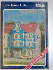Pola Meister-Modell Blue Horse Hotel Ross H0 11185 New Sealed Scale 1:87