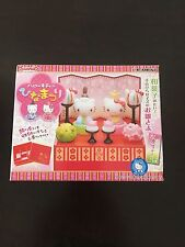 RE-MENT Hello Kitty Hinamatsuri Sweets Dolls Kit, 1:6 Barbie kitchen food minis