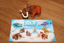 Ice Age 2 - Manny Mammut - MPG S356 - RAR - selten - 2006