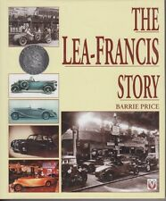 LEA FRANCIS STORY BARRIE PRICE 1998 HARDBACK EDIT CYCLES MOTOR CYCLES CARS NOS