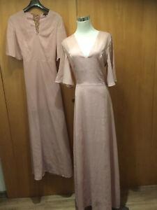 2 Abendkleider Brautjungfernkleider Trauzeuginkleid Gr.36/38
