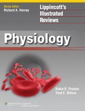 Lippincott Illustrated Reviews: Physiology: By Preston, Robin R, Wilson, Thad