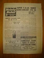 MELODY MAKER 1944 #556 JAZZ SWING MUSIC AMBROSE PARRY