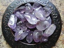 AMETRINE 1/4 Lb Gemstone Specimens Tumbled Wiccan Pagan Metaphysical