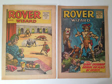Rover and Wizard Comic January 6th 13th 1968