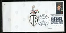 UNITED STATES 1996  JAMES DEAN ON WARNER BROTHERS  FIRST DAY COVER