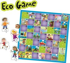 The Eco Game Environmental Issues Reduce Reuse Recycle Renewable Energy