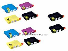 10PK ink T125 for Epson NX125/NX230/NX420/NX625/WorkForce 320/323/325/520