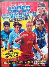 2008 ALBUM FIGURINE CALCIO MERLIN 'SUPER CAMPIONATO THE EVOLUTION' NUOVO