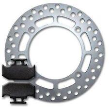 SUZUKI REAR Brake Disc Rotor & Pads DR 350 DR350 90-99