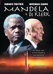 Mandela & de Klerk (DVD, 2006) Sidney Poiter Michael Caine Drama New Sealed