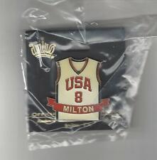 DELISHA MILTON (-JONES) USA OLYMPIC BASKETBALL PIN *RARE* NEW ORIGINAL PKG WNBA