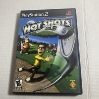 Hot Shots Golf 3 Greatest Hits Sony PlayStation 2 PS2 Complete Video Game