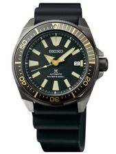 NEW Seiko SRPB55 Men's Prospex Samurai Rubber Strap 200m Automatic Watch