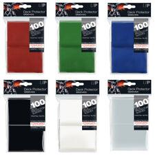 Ultra Pro Standard Sleeves - Deck Protectors - Pokemon MTG Trading Cards (100)