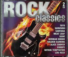 Rock Classics - 2 CD's