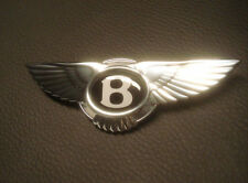 Bentley logotipo para volante badge emblema Steering Wheel caracteres airbag