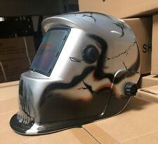 YBTD Solar Auto Darkening Welding/grinding  Helmet  certified hood Mask