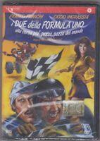 I DUE 2 DELLA FORMULA UNO 1 - Franco & Ciccio DVD NUOVO